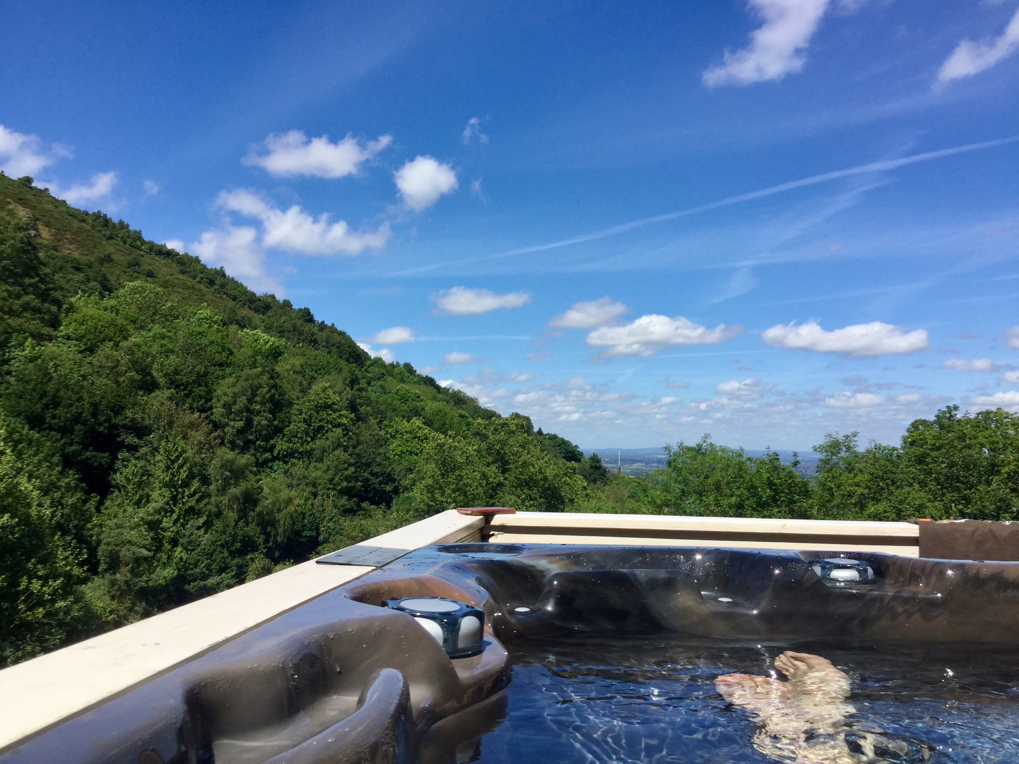 Relaxing views of the malverns swimming pool solutions - Hornchurch swimming pool opening times ...