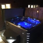 Beachcomber 730 - a very glamorous tub!